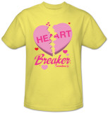 Heart Breaker T-shirts
