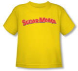 Toddler: Sugar Mama - Logo Shirts