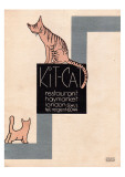 Kit Cat Resteraunt, Haymarket, London Poster 1 Giclee Print