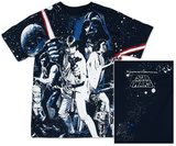 Star Wars - War of Wars AOP T-Shirts