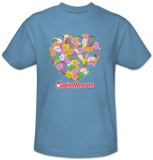 With All My Hearts T-shirts
