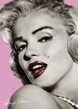 Marilyn Monroe-Lips Kunstdrucke