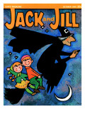 October Flight - Jack and Jill, October 1964 Giclee Print by  Eitzen