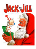Jack -in-the Box - Jack and Jill, December 1968 Giclee Print by Lesnak