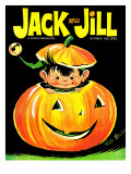 Pixie Peekaboo - Jack and Jill, October 1965 Giclee Print by Ruth Bendel