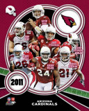 Arizona Cardinals 2011 Team Composite Photographie