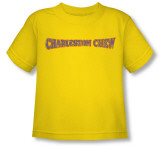 Toddler: Charleston Chew - Logo T-shirts