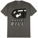 Super Mario Bros. - Bullet Bill Shirts