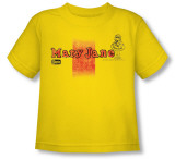 Toddler: Necco - Mary Jane T-shirts