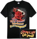 Tony Danza Tapdance Extravaganza - Chug Life T-shirts