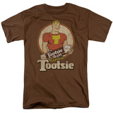 Tootsie Roll - Captain Tootsie T-shirts