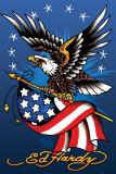 Ed Hardy - American Eagle Prints