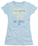 Juniors: Tootsie Roll Pop - I'm a Biter T-Shirt