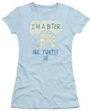 Juniors: Tootsie Roll Pop - I'm a Biter T-Shirt
