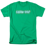 Tootsie Roll - Blow Pop Logo T-shirts