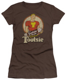 Juniors: Tootsie Roll - Captain Tootsie T-shirts