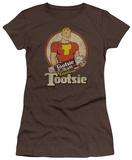Juniors: Tootsie Roll - Captain Tootsie T-shirts