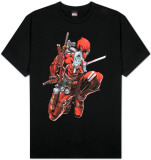 Deadpool - Brace Yourself Tshirts