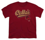 Youth: Cella's - Logo T-shirts