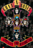 Guns N' Roses-3D Psters