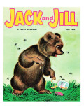 Opps! - Jack and Jill, July 1963 Giclee Print by Irma Wilde