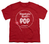 Youth: Tootsie Roll Pop - Logo T-shirts