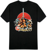 Thundercats - Group T-Shirt