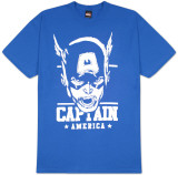 Captain America - Sketch Capt T-Shirt