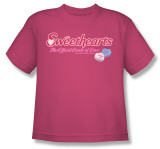 Toddler: Necco - Sweethearts Logo T-Shirt