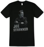 Joe Strummer - Leather Jacket Bluse