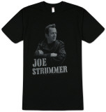 Joe Strummer - Leather Jacket T-shirts