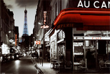 Rue Parisienne Posters