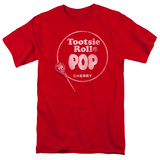 Tootsie Roll - Tootsie Roll Pop Logo T-shirts