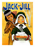 "Wait ""Till It Cools - Jack and Jill, November 1967 Giclee Print by Mildred Zibulka"