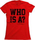 Juniors: Pretty Little Liars - Who Is A Shirts