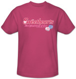 Sweethearts Logo T-shirts