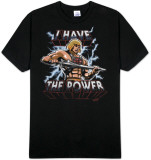 Masters of the Universe - I Have the Power T-shirts