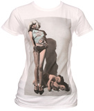 Juniors: Deborah Harry - Photo T-shirts