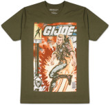 GI Joe - Jet Pack Joe Shirts