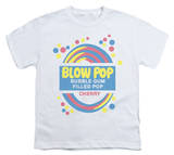 Youth: Tootsie Roll - Blow Pop Label T-shirts