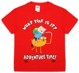 Youth: Adventure Time - What Time Is It T-shirts