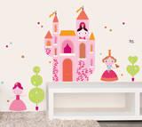 Geraldine Cosneau Princess Wall Stickers Wall Decal