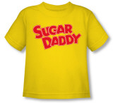 Toddler: Tootsie Roll - Sugar Daddy T-shirts