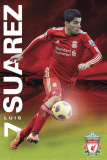 Liverpool-Suarez Posters