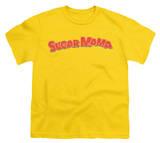 Youth: Sugar Mama - Logo T-shirts