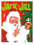 A Welcome Guest - Jack and Jill, December 1971 Giclee Print by Taylor Oughton