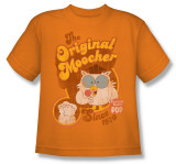 Toddler: Tootsie Roll - Original Moocher Shirts