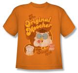 Toddler: Tootsie Roll Pop - Original Moocher Shirt