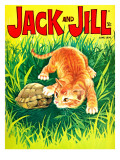 Seeing Eye to Eye - Jack and Jill, June 1970 Giclee Print by Rae Owings