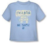 Toddler: Tootsie Roll Pop - I'm a Biter T-shirts